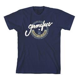 Everybody Come On Down Blue T-Shirt