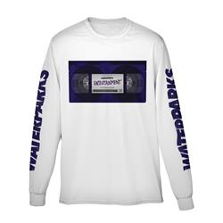 VHS Entertainment Tape Long Sleeve