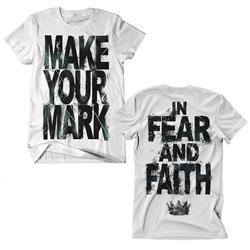 Make Your Mark White