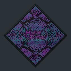 Purple Logo Black