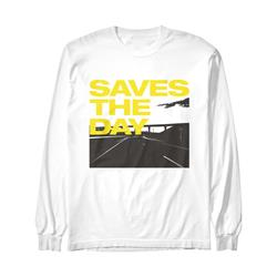Road Longsleeve White