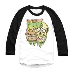 Death Burger White/Black