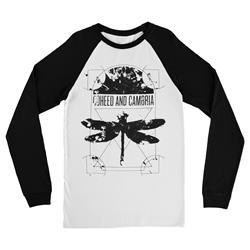 Dragonfly White/Black