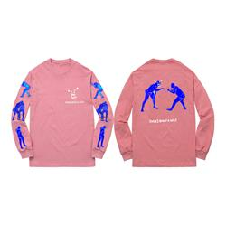 Wrestlers Pink