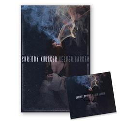 Shreddy Krueger - Deeper Darker CD + Poster