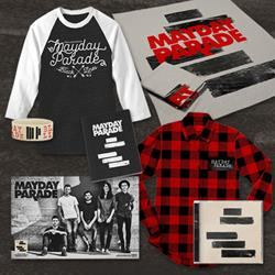 Mayday Parade - Black Lines - Bundle 06