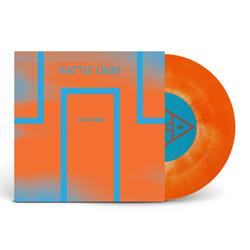 Colonies Opaque Orange/White Haze Vinyl 7