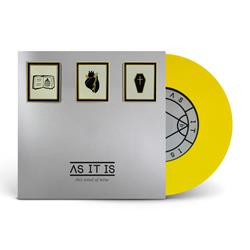 This Mind Of Mine Yellow 7