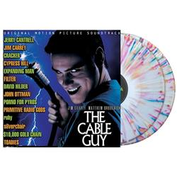 The Original Sountrack Multi Color Splatter Vinyl 2X LP