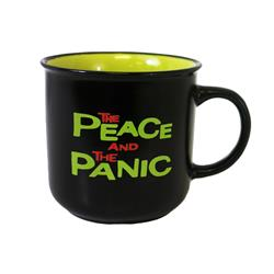 TPATP Black/Green Coffee Mug