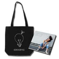Soren Bryce - CD + Tote Bag Bundle