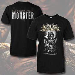 Monster Black T-Shirt