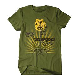 Bloom Army Green *Final Print* $6 Sale