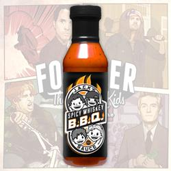 J.A.C.K.'s Spicy Whiskey  BBQ Sauce