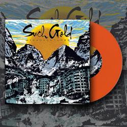 Misadventures Orange LP