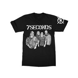 Sketch Black T-Shirt