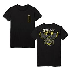 Owl Black  XX-Large