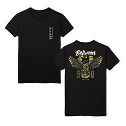 Owl Black  XX-Large