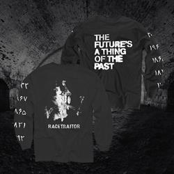 Burn Long Sleeve Black