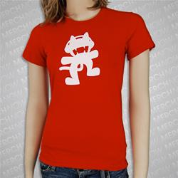 Anniversary Logo Red Girl Shirt
