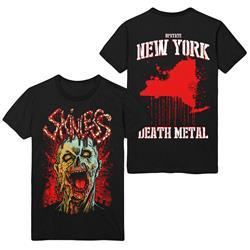 Upstate NY Death Metal Black