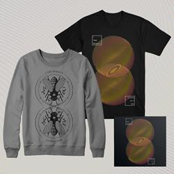 Connector CD + Album T-Shirt + Crewneck Sweatshirt Bundle