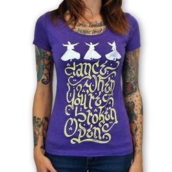 Mantralogy Sufi Dance Purple Rush
