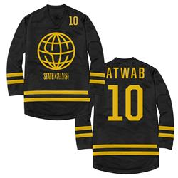 Globe Logo Black/Gold