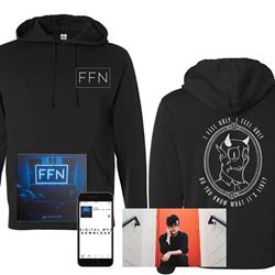 Such Is Life CD + Poster + DD + Pullover Hoodie