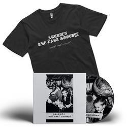 The Last Goodbye CD + T-Shirt