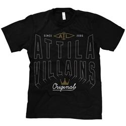 Original Villains Black