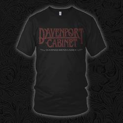Damned Renegades Black T-Shirt