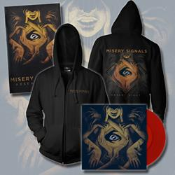 Misery Signals LP+Zip-Up+Poster