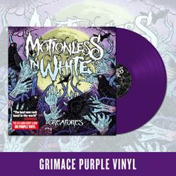 Creatures Standard Edition Grimace Purple Vinyl LP