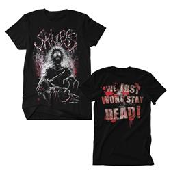 Won't Stay Dead Black *Clearance*