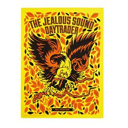Eagle Screen Printed Poster w/ Tube