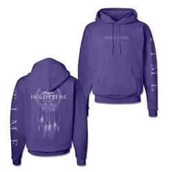 Time Catcher Purple Pullover