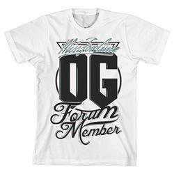 OG Forum Member White