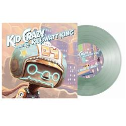 Kid Crazy and The Kilowatt King Coke Bottle Clear