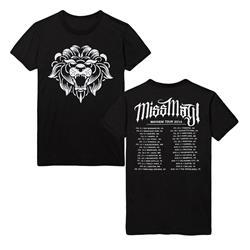 Mayhem Tour Black