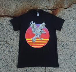 Steel Crow Black