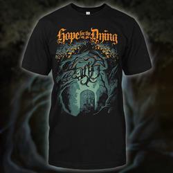Aletheia Black T-Shirt *Final Print*
