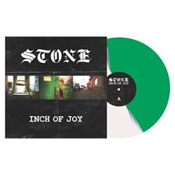 Inch of Joy Half White/Half Green