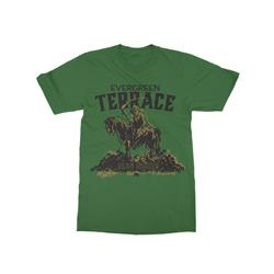 Dead Horseman Forest Green T-Shirt