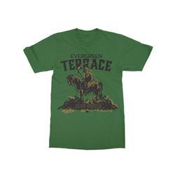 Dead Horseman Forest Green T-Shirt