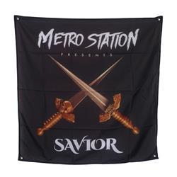 Savior  Wall Flag