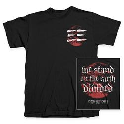 We Stand On The Earth Divided Black