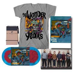 No Closer To Home Vinyl LP + T-Shirt + Notebook + Poster