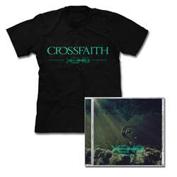 Crossfaith - Xeno CD + T-Shirt Bundle