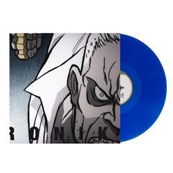 Fuktronic (Jimmy Urine and Serj Tankian) Clear Blue Gatefold LP